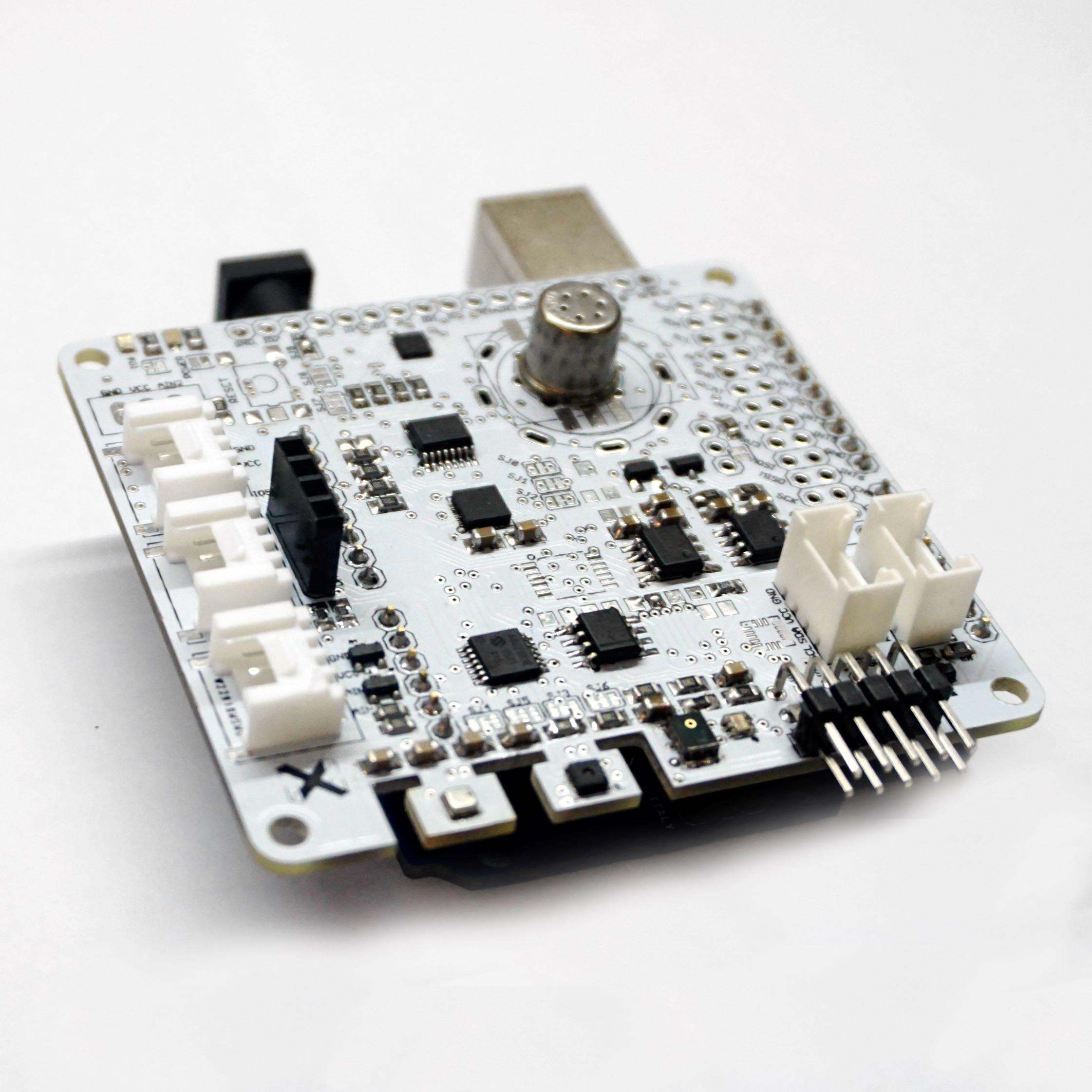 Alora with Arduino.