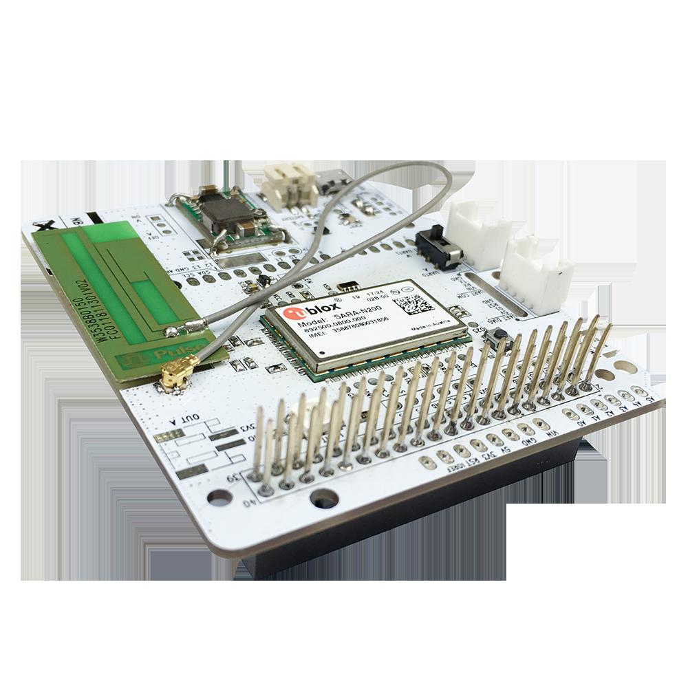 NB-IoT Backpack (LITE) | Makestro Shop